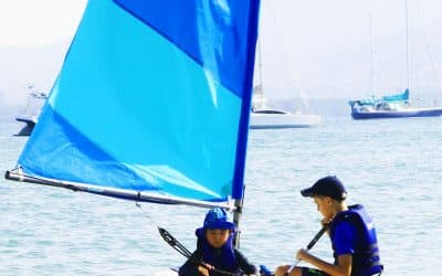 UWCT LAUNCHES SAILING PROGRAMME